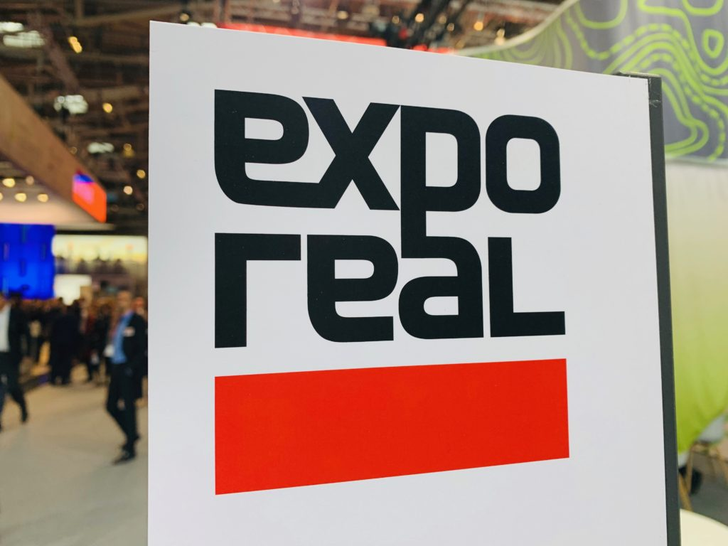 Expo REAL 2019 Immobilienkongress in München