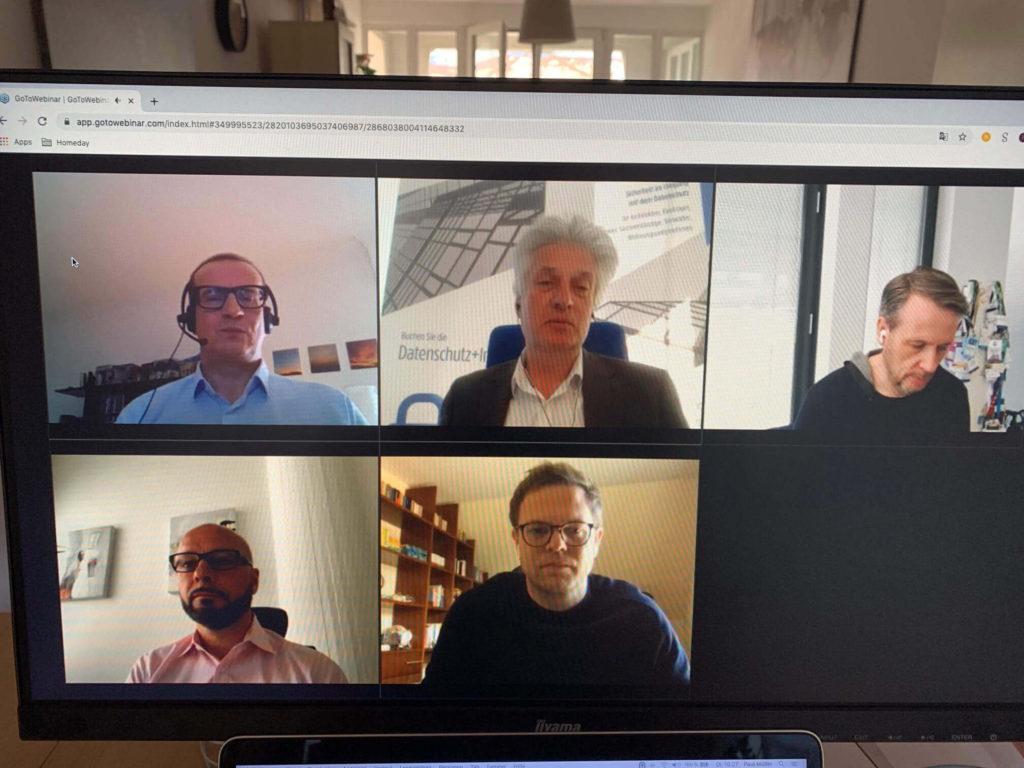 Expertenrunde drittes PropTech Gipfeltreffen