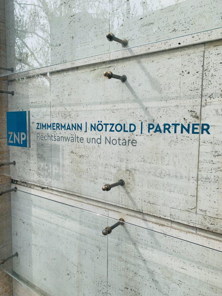 Notartermin Gründung Fix&Flip Unternehmen